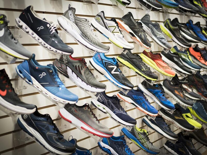 Brand we carry at Plateau Runner